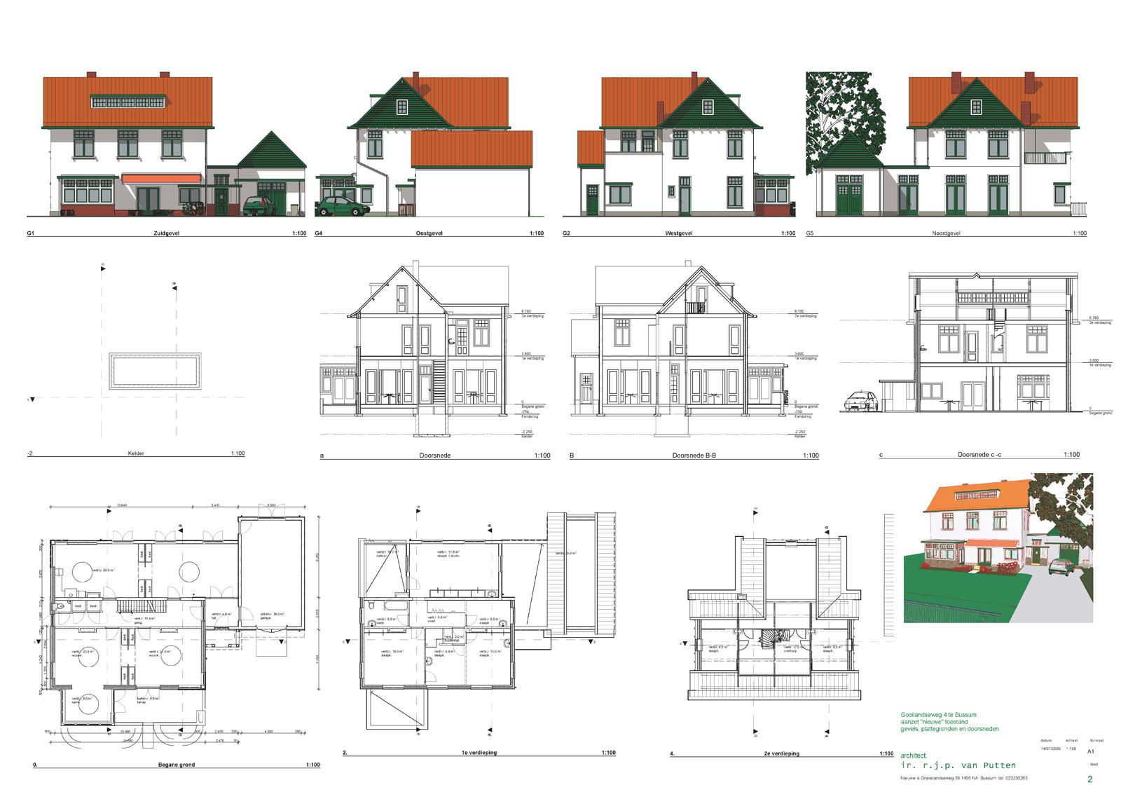 Wij kunnen alles met uw 3d huis uw huis in 3d - Idee om uw huis te vergroten ...